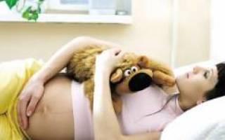 Угроза выкидыша беременность 23 недели беременности